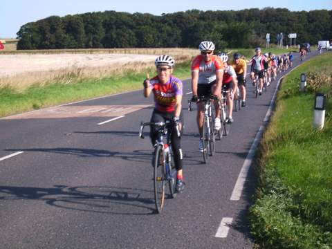 Pennine Events' Fun Ride